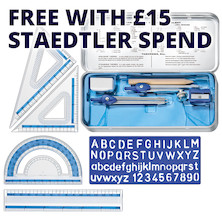 Staedtler Noris Club Maths Set Promotion