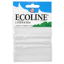 Royal Talens Ecoline Pipettes Set of 3