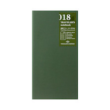 TRAVELER'S COMPANY Notebook Refill Vertical Perpetual Diary Weekly
