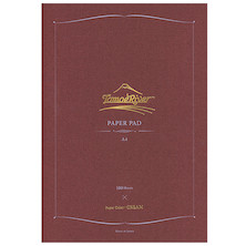 Tomoe River Paper Writing Pad A4