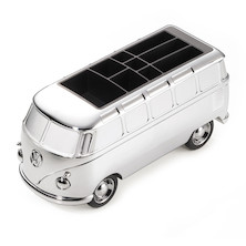 Troika Forever T1 VW Campervan Magnetic Paperweight and Pen Stand