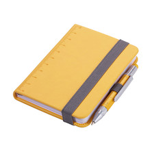Troika Lilipad Notepad and Liliput Pen Yellow