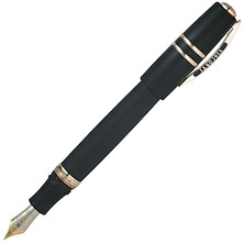 Visconti Homo Sapiens Bronze Age Fountain Pen
