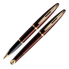 Waterman Carene Fountain Pen Marine Amber