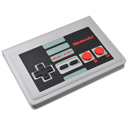 Nintendo Retro Notebook