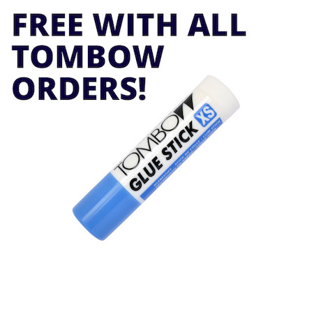 Tombow Glue Stick XS Blue