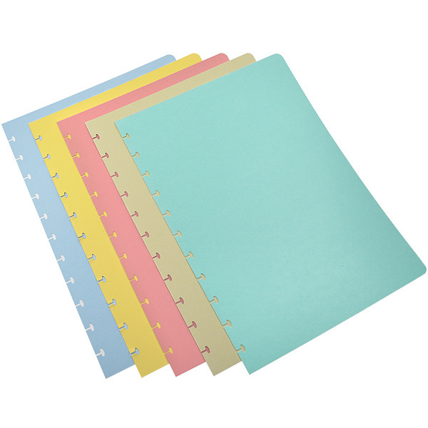 Atoma A4 Cardboard Notebook Dividers