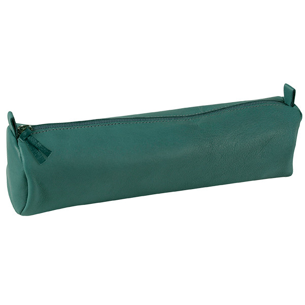 Clairefontaine Round Leather Pencil Case