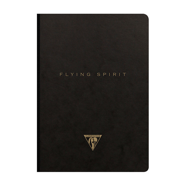 Clairefontaine Flying Spirit Clothbound Notebook A5