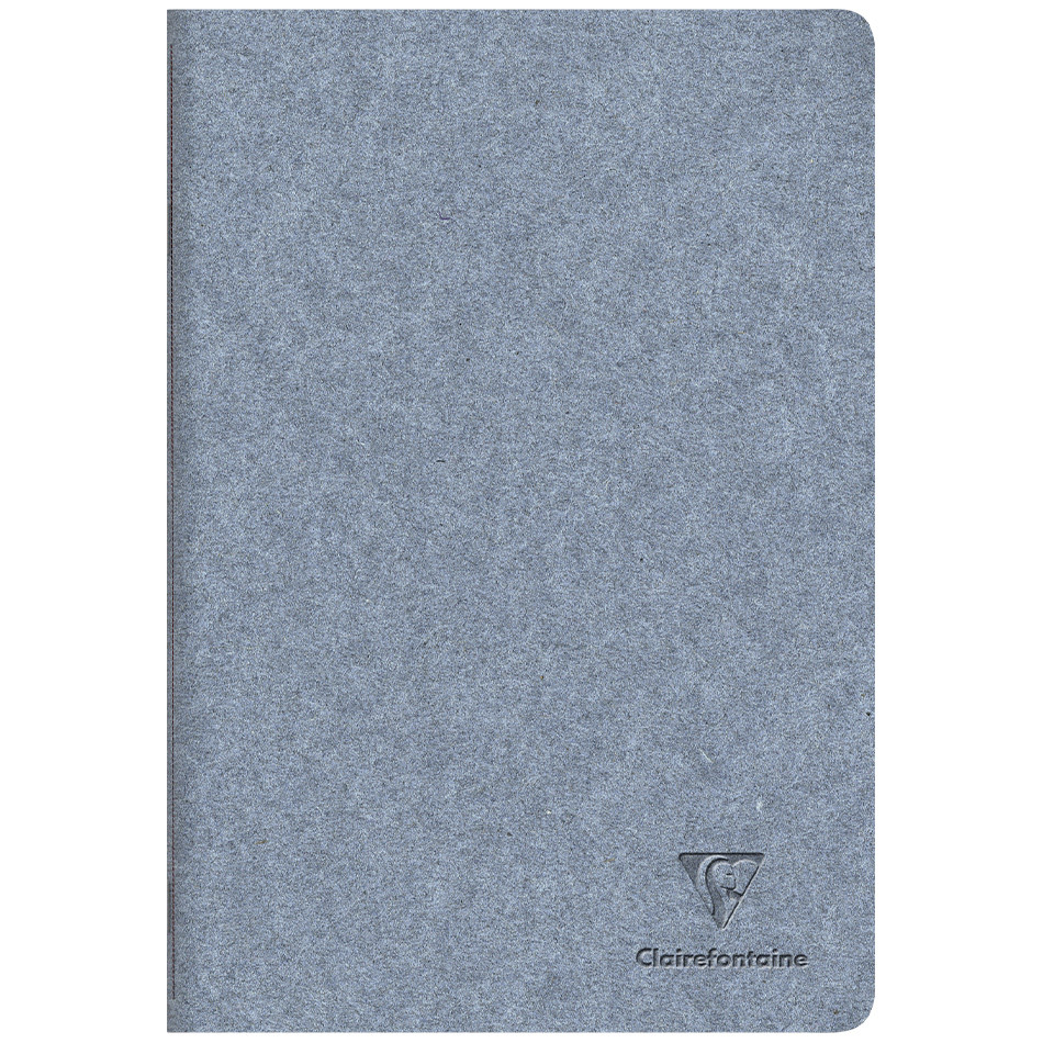 Clairefontaine Jeans Stapled Notebook A4