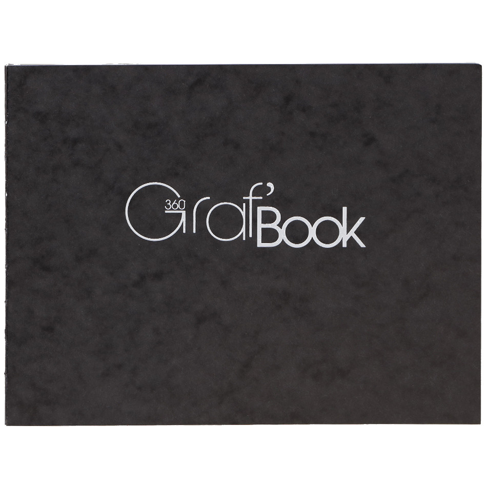 Clairefontaine Graf'Book 360 19x25 Notebook