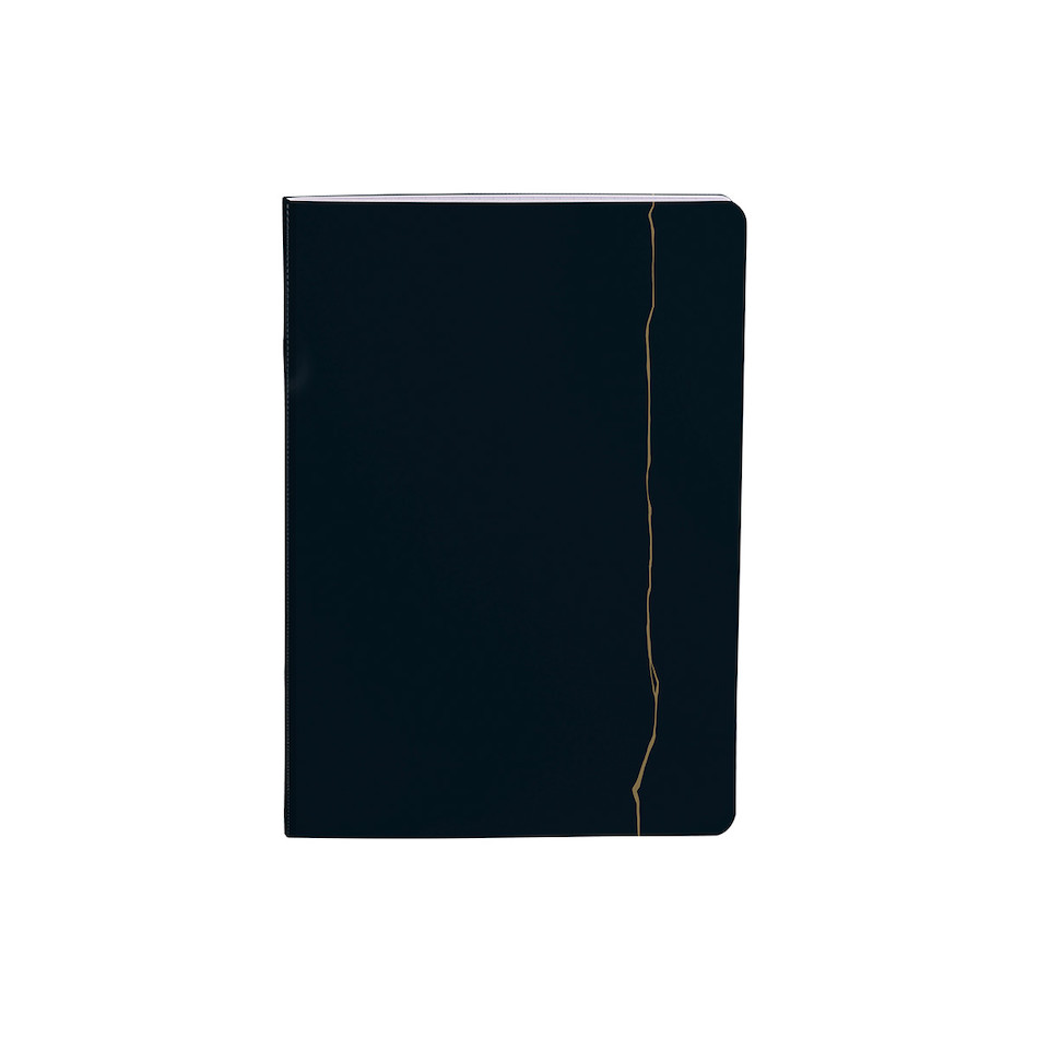 Clairefontaine Kenzo Takada Stapled Notebook A5 Lined