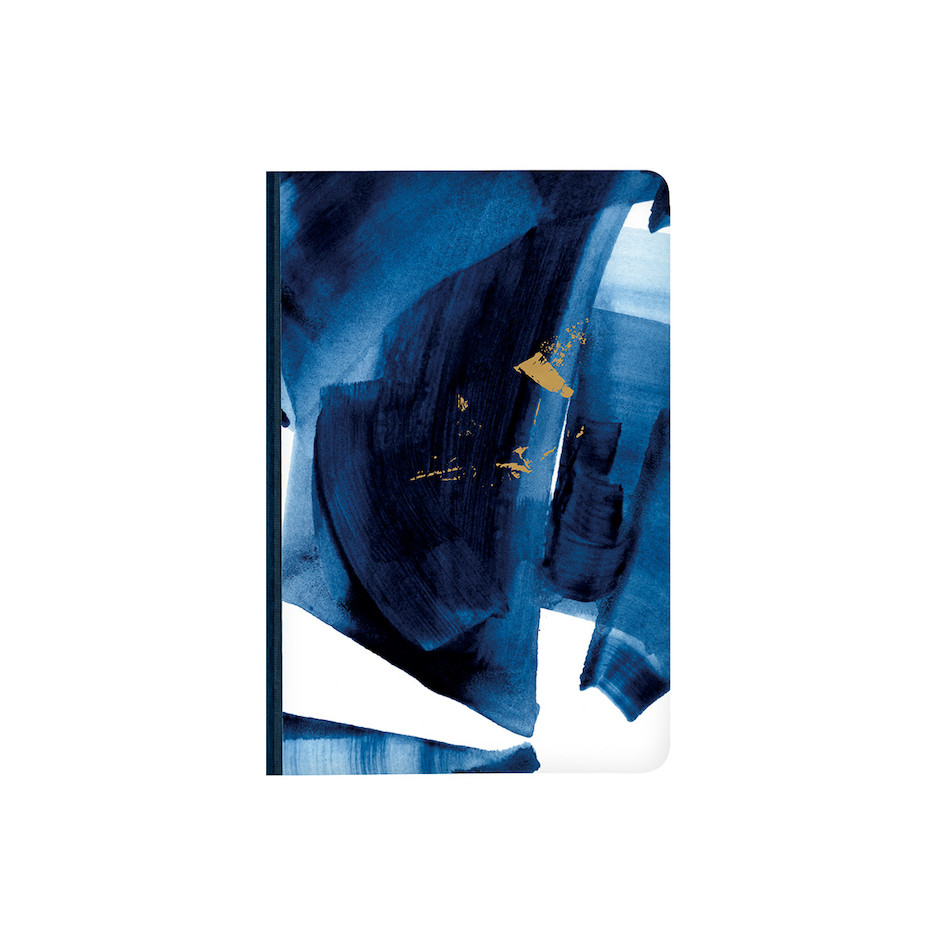 Clairefontaine Indigo Softcover Notebook A5 Lined