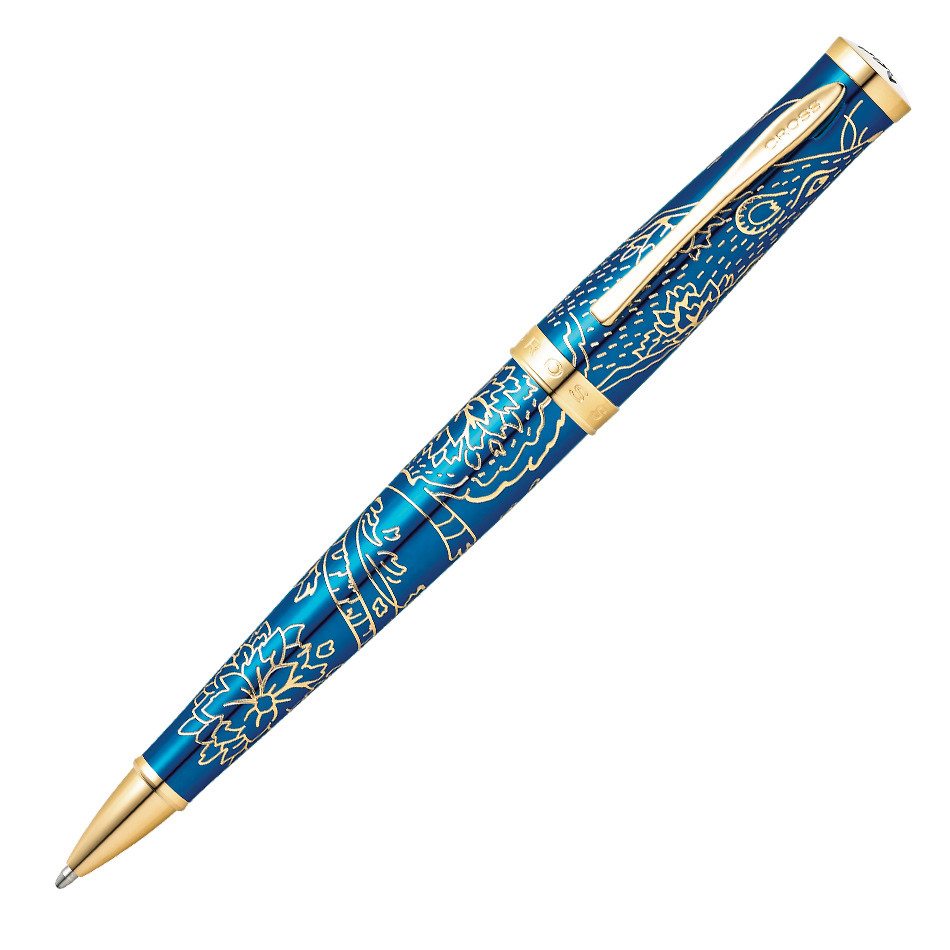 Cross Sauvage Ballpoint Pen Year of the Rat Special Edition