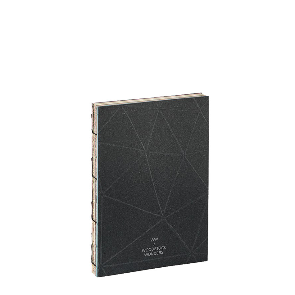 Fabriano Quaderno Woodstock A6 Notebook