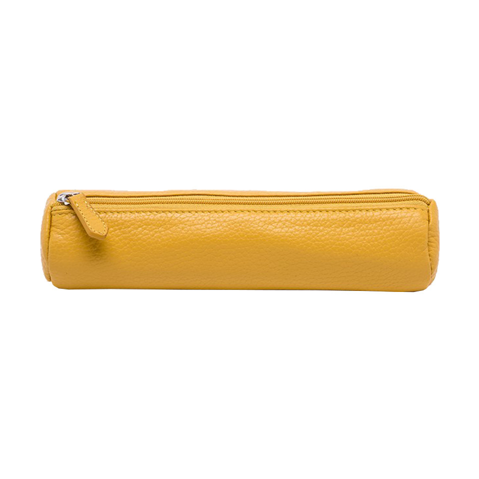 Fabriano Portapenne Tubo Pen Case Medium Yellow