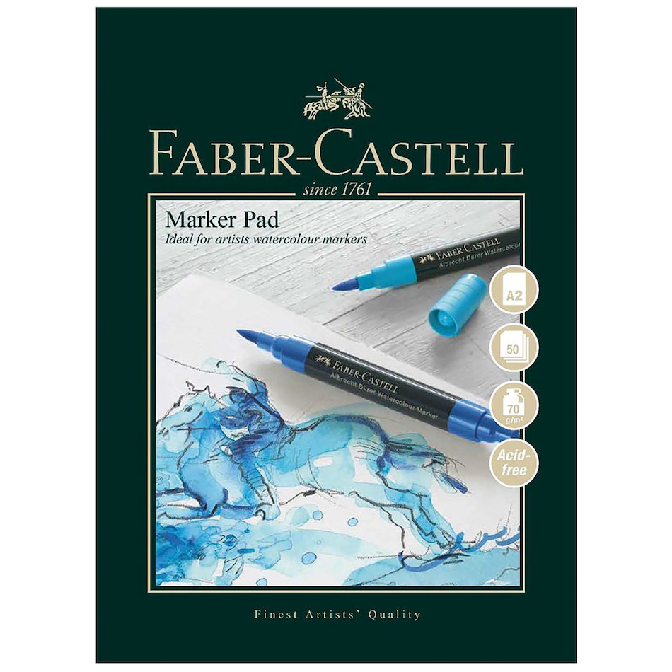 Faber-Castell Marker Pad A2