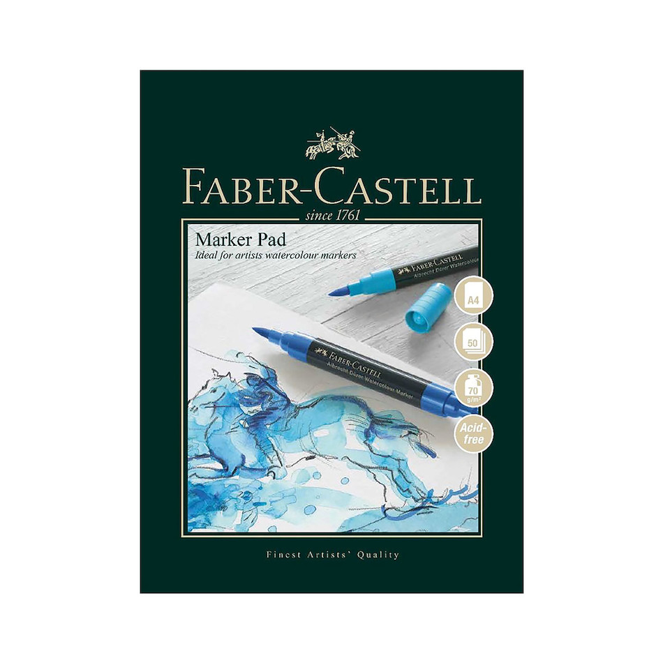 Faber-Castell Marker Pad A4