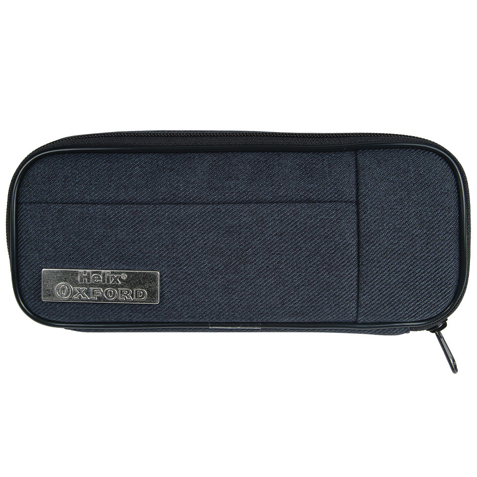 Helix Oxford Pencil Case Fabric