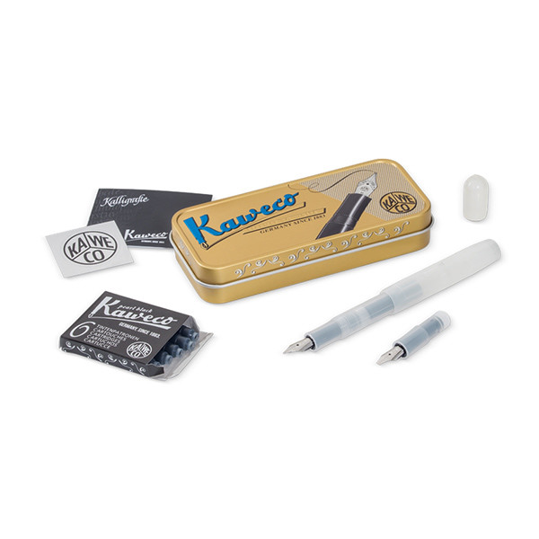 Kaweco Mini Frosted Sport Calligraphy Set