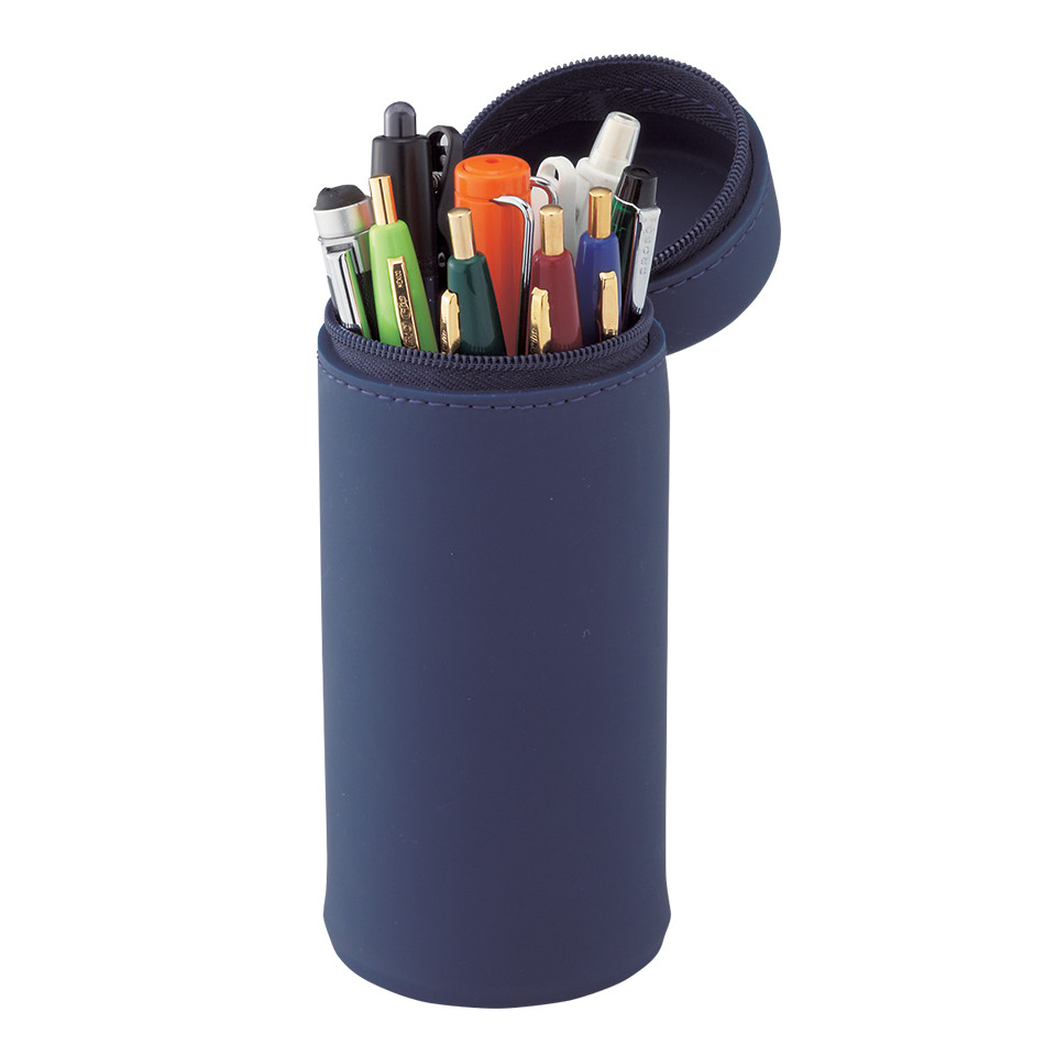 Lihit Lab Stand Up Silicone Pencil Case