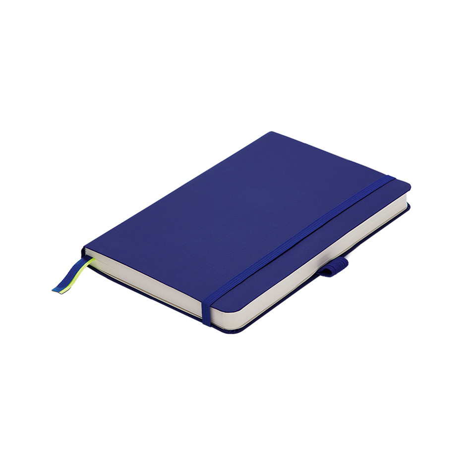 LAMY paper Notebook Softcover A6 Blue