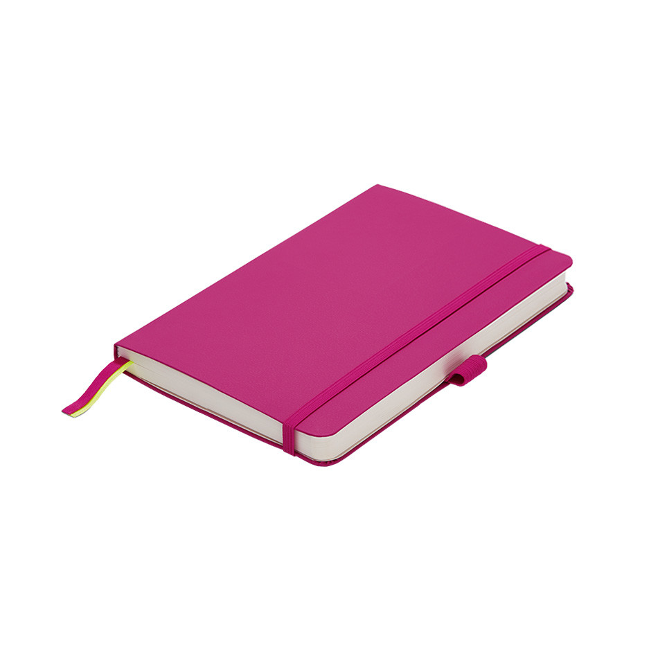 Lamy paper Notebook Softcover A6 Pink