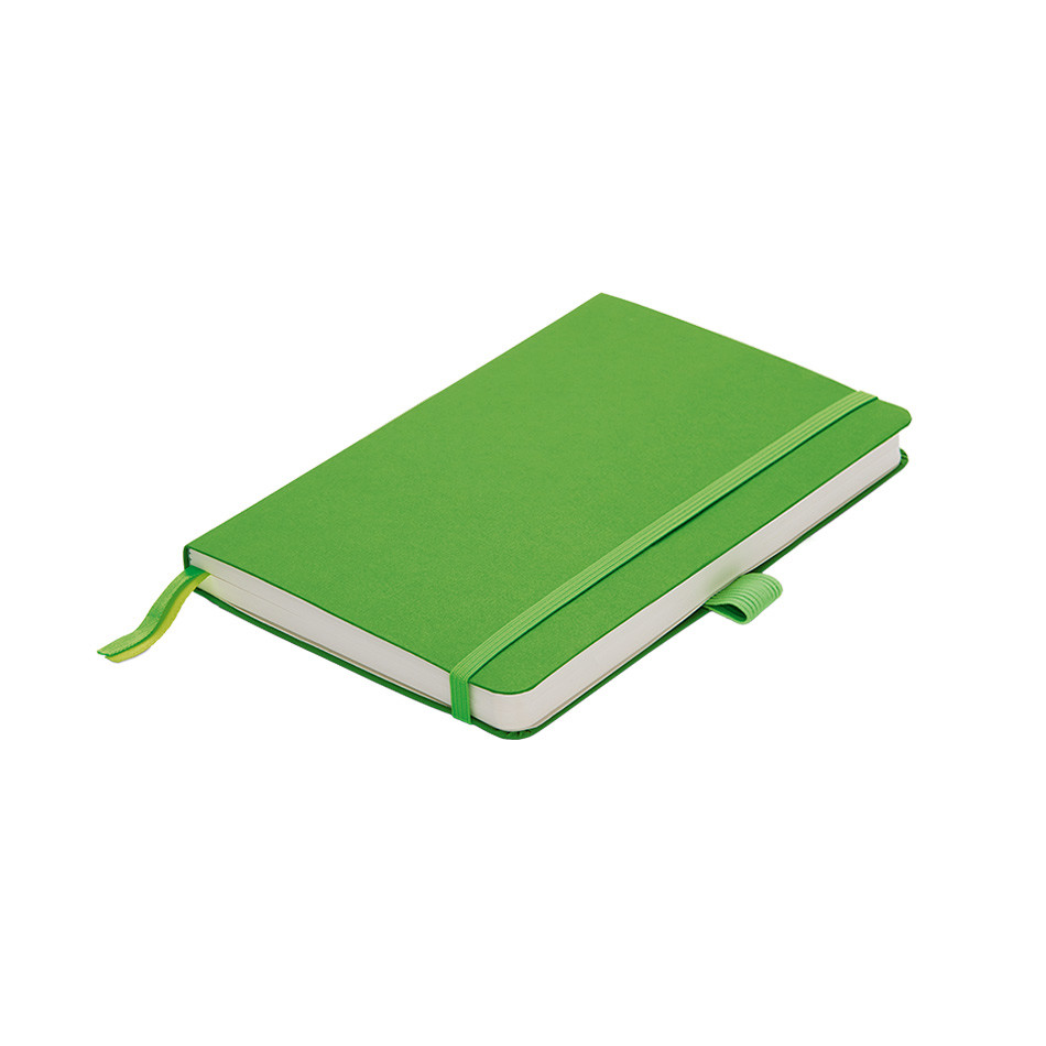 AMY paper Notebook Softcover A6 Green