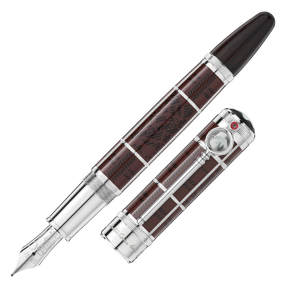 Montblanc Writers Edition Fountain Pen Homage to Sir Arthur Conan Doyle 1902 Limited Edition