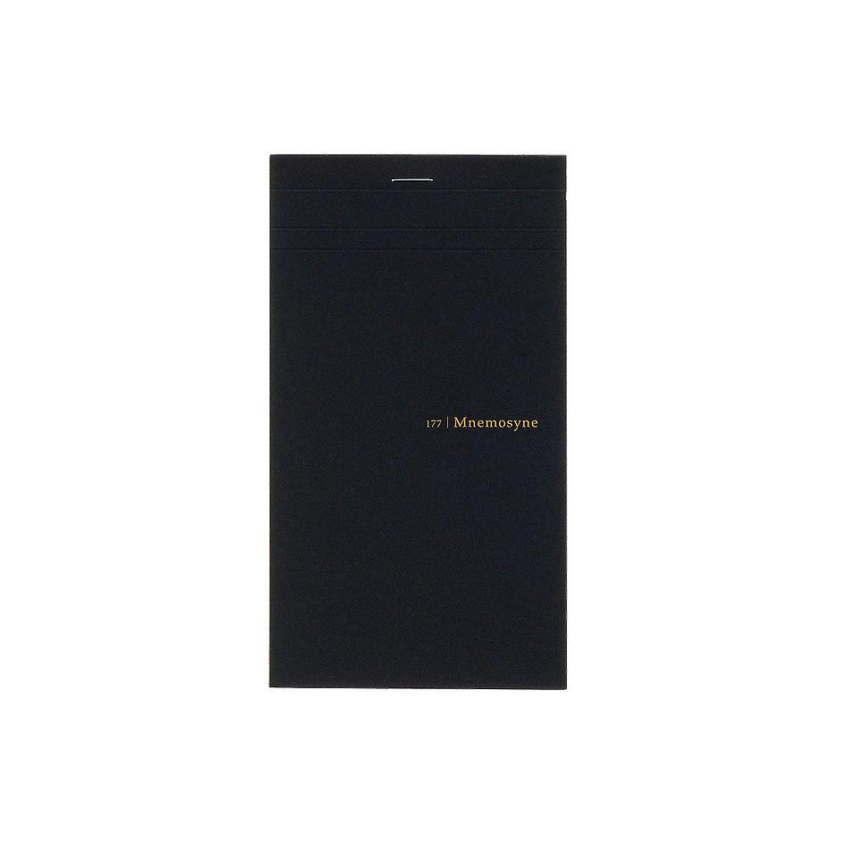 Mnemosyne 177 Speedy Double-Perforated Memo Pad Squared