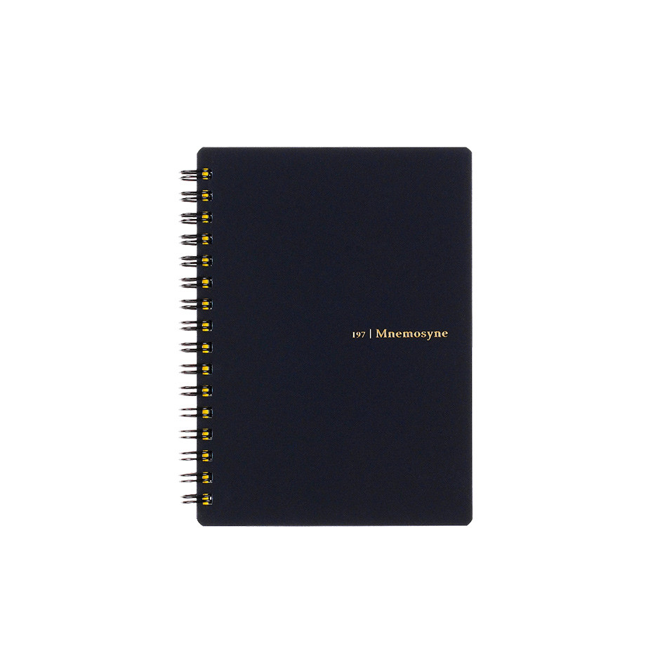 Mnemosyne 197 Basic Memo Pad Ruled with Checkboxes A6