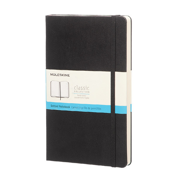 Moleskine Classic Collection Large Notebook 135x210 Black