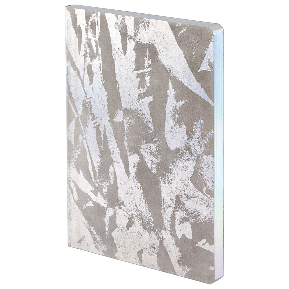 Nuuna Surface L Light Jeans Label Material Notebook Crystal