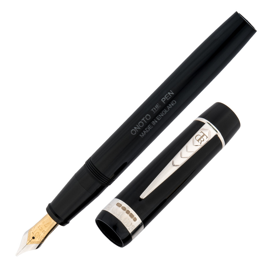 Onoto Magna Fountain Pen Plunger Filler Limited Edition
