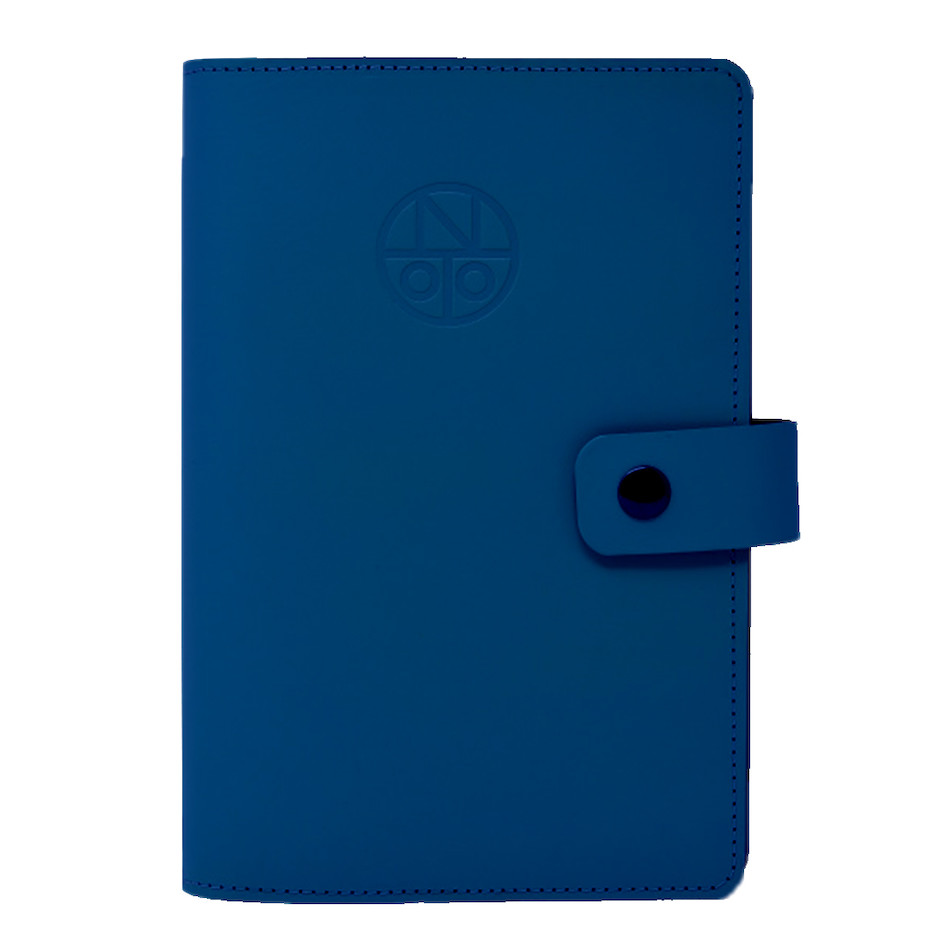 Onoto Leather Organiser Oxford Blue