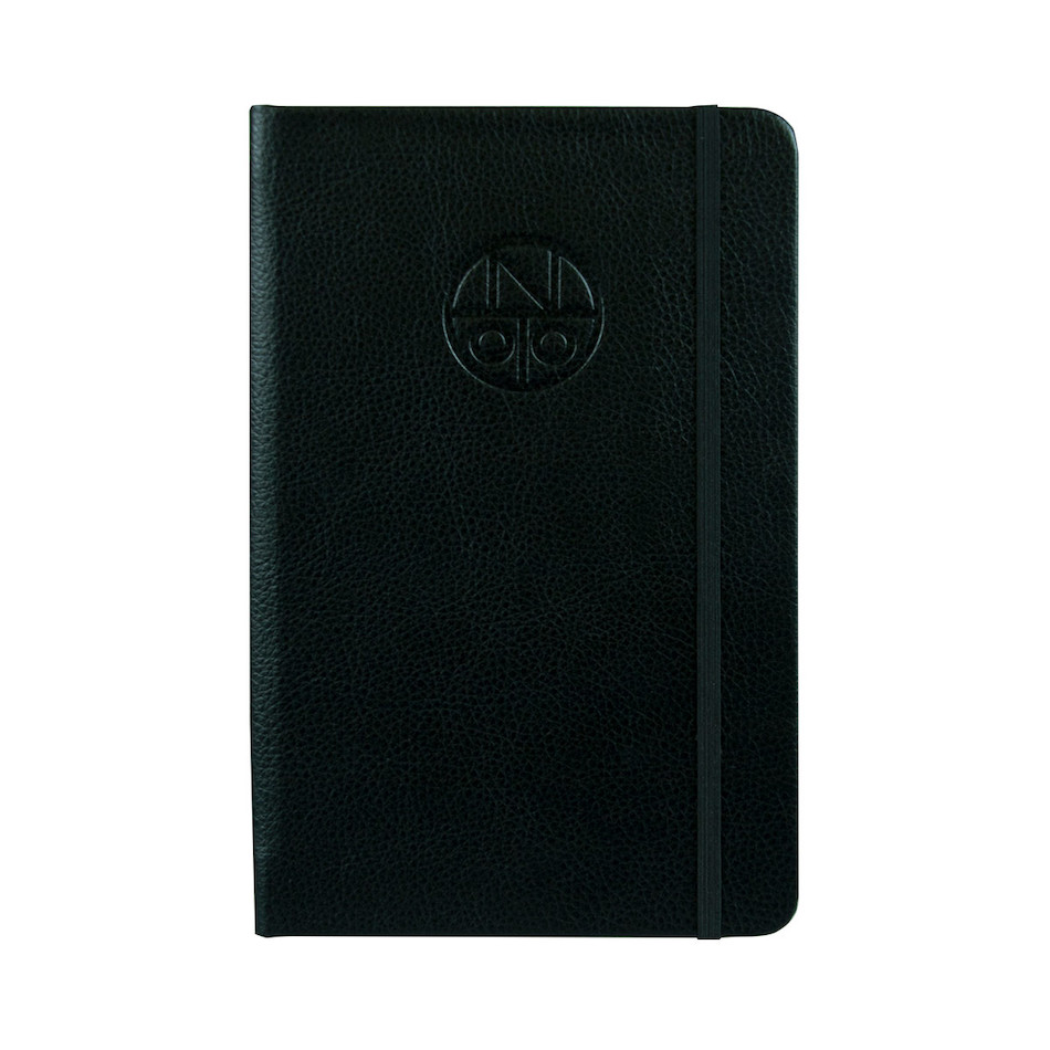 Onoto A5 Leather Notebook Black