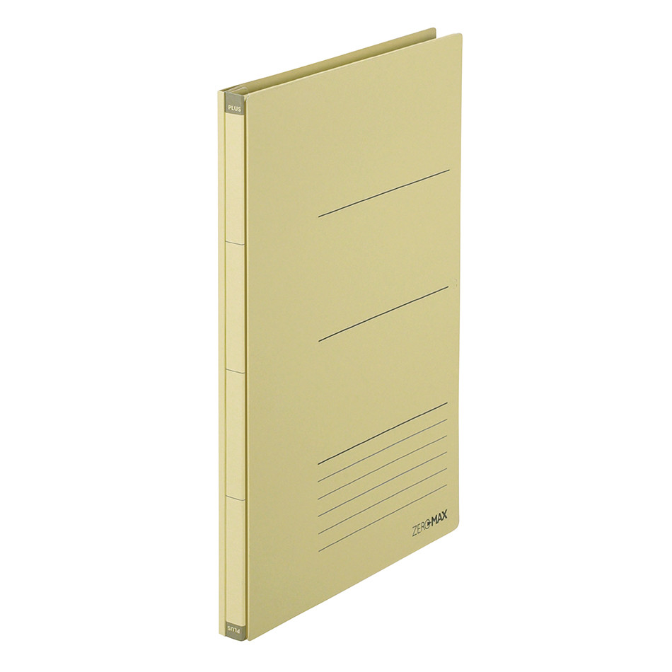 PLUS Zero Max A4 Folder Wide Beige