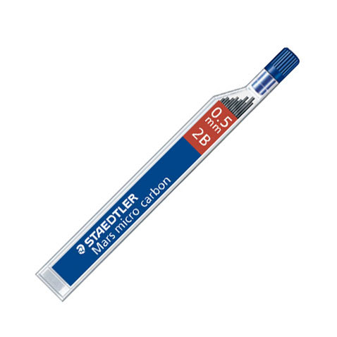 Staedtler Mars Micro Carbon Leads 0.5mm