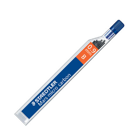 Staedtler Mars Micro Carbon Leads 0.9mm