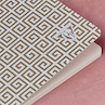 Clairefontaine Neo Deco Sewn Spine Notebook A5