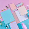 Clairefontaine Koverbook Blush Stapled Notebook A5