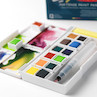 Derwent Inktense Paint Pan Travel Set #01