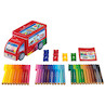 Faber-Castell Connector Pen Truck of 33