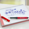 Faber-Castell Fresh Fountain Pen Red