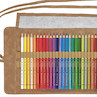 Faber-Castell Polychromos Colouring Pencil Roll