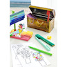 Faber-Castell Connector Pen Treasure Box of 33