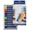 Faber-Castell Creative Studio Oil Pastels Box of 12