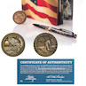 Fisher Space Pen Limited Edition 50th Anniversary Astronaut Pen Collectors Box