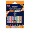 Helix Oxford Trigrip Rollerball Pen Set of 10 Assorted