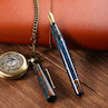 Narwhal Schuylkill Fountain Pen Porpita Navy Limited Edition